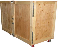 Military/Aerospace Crating & Packing