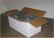 Safe Foam Packing Box